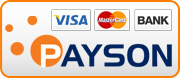 Payson internetbetalningar