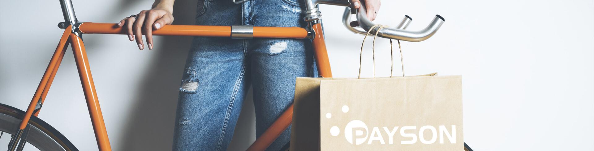 Fynda hos Paysons anslutna e-handlare