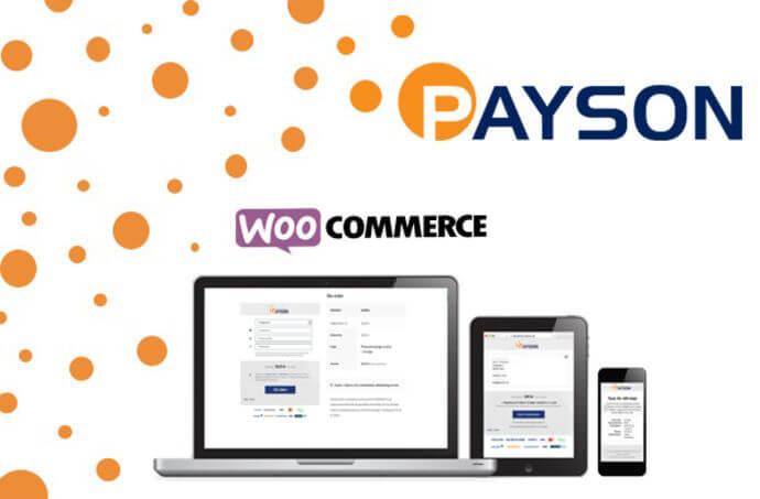Payson och WooCommerce