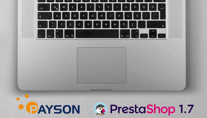 Nyhet! Paysons modul till PrestaShop 1.7 finns nu att ladda ner