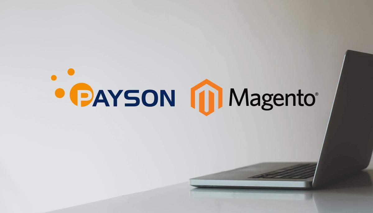 Nyhet! Payson lanserar modul till Magento 2