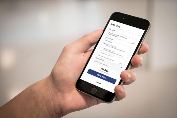 Payson lanserar ny betallösning för snabbare e-handel!