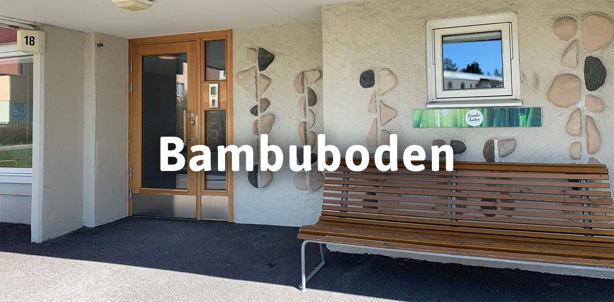 Månadens E-butik: Bambuboden!